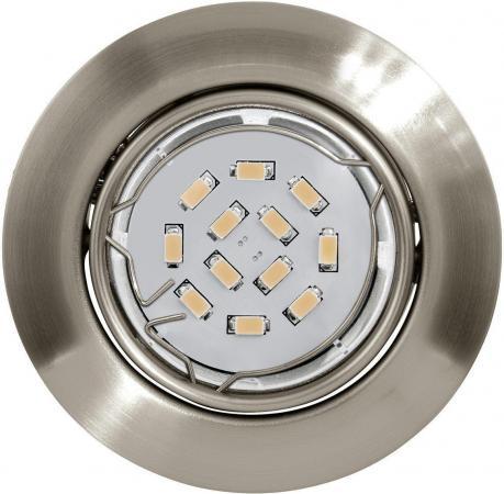 Встраиваемый светильник (в комплекте 3 шт.) Eglo Peneto 94408 встраиваемый светильник eglo peneto 94263