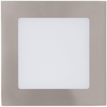 Встраиваемый светодиодный светильник Eglo Fueva 1 95276 eglo встраиваемый светодиодный светильник eglo fueva 1 96244