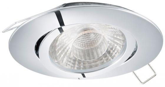 Встраиваемый светодиодный светильник Eglo Tedo 1 95355 eglo встраиваемый светодиодный светильник eglo tedo 1 95359