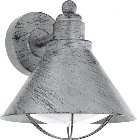 Уличный настенный светильник Eglo Barrosela 94859 цена 2017