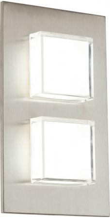 Уличный настенный светильник Eglo Pias 93365 настенный светильник leds c4 toilet 05 2326 21 m1