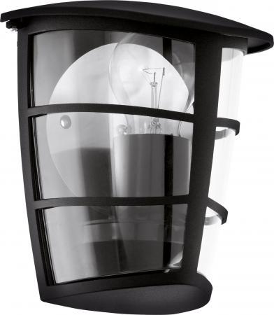 Уличный настенный светильник Eglo Aloria 93407 eglo накладной светильник aloria