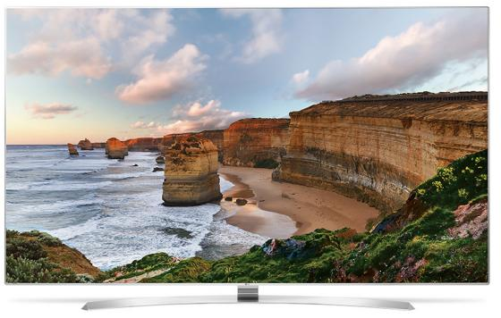 Телевизор 65 LG 65UH950V серебристый 3840x2160 200 Гц Smart TV Wi-Fi Bluetooth WiDi телевизор lg 65uh950v