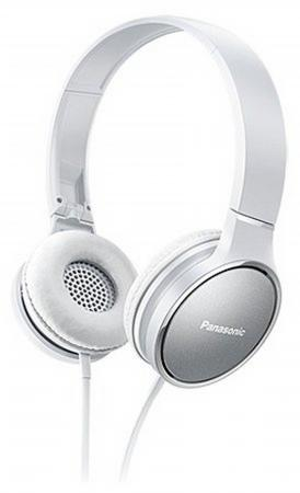 все цены на Наушники Panasonic RP-HF300GC-W белый онлайн