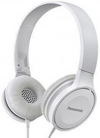 Наушники Panasonic RP-HF100GC-W белый наушники panasonic rp hf100gc k черный