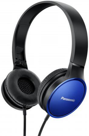 Наушники Panasonic RP-HF300GC-A черно-синий недорого