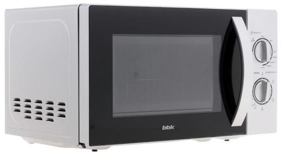 Микроволновая печь BBK 20MWG-740M/S 700 Вт серебристый цена и фото