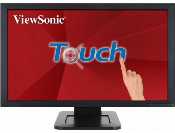 Монитор 24 ViewSonic TD2421 черный VA 1920x1080 200 cd/m^2 5 ms HDMI VGA Аудио VS16530 монитор viewsonic 24