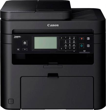 МФУ Canon i-SENSYS MF247dw ч/б A4 27ppm 1200x1200 Ethernet Wi-Fi USB 1418C095