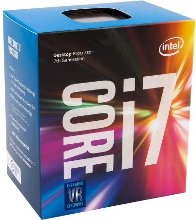 Процессор Intel Core i7-7700 3.6GHz 8Mb Socket 1151 BOX процессор intel core i7 4771 haswell 3 5ghz 8mb lga1150 box bx80646i74771 sr1bw