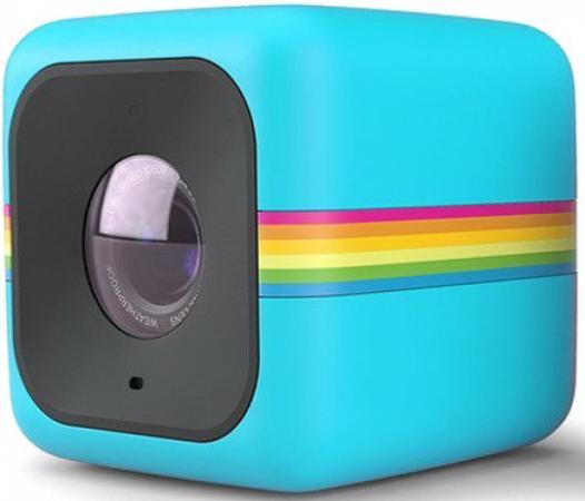 Экшн-камера Polaroid Cube+ POLCPBL синий polaroid cube tripod mount крепление для экшн камеры