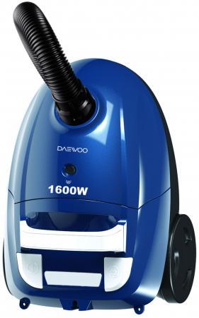 Пылесос DAEWOO RGJ-220S сухая уборка синий