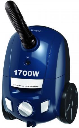 Пылесос DAEWOO RGJ-210S сухая уборка синий