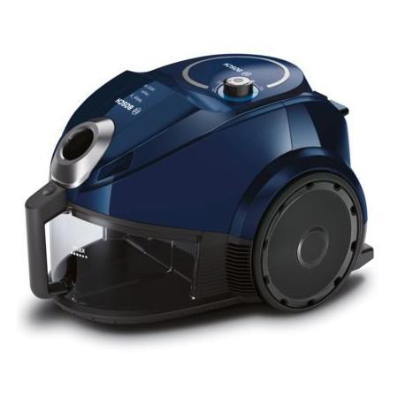 Пылесос Bosch BGS3U1800 сухая уборка чёрный синий