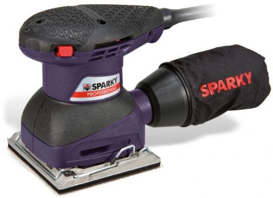 Виброшлифовальная машина SPARKY PROFESSIONAL MP 250 штроборез sparky fk 3014