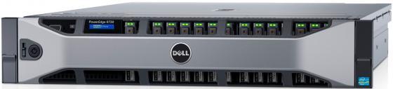 Сервер Dell PowerEdge R730 210-ACXU-177 сервер dell poweredge r430 210 adlo 83