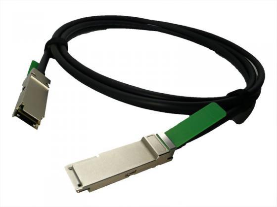 Кабель Huawei QSFP-40G-CU3M free shipping 40gb s qsfp to qsfp high speed direct attach cable 2 5 meters qsfp 40g pcu2 5m