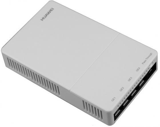 Точка доступа Huawei AP2050DN 802.11ac 1267Mbps 2.4/5ГГц белый 50082925 wi fi точка доступа huawei ap2050dn ap2050dn