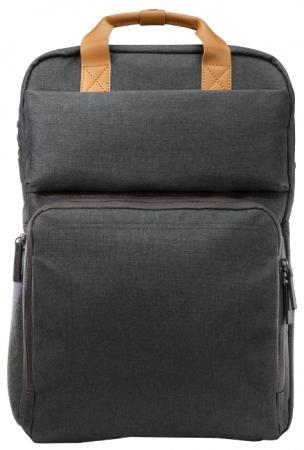 """Рюкзак для ноутбука 17.3"""" HP Powerup Backpack синтетика черный W7Q03AA цена и фото"""