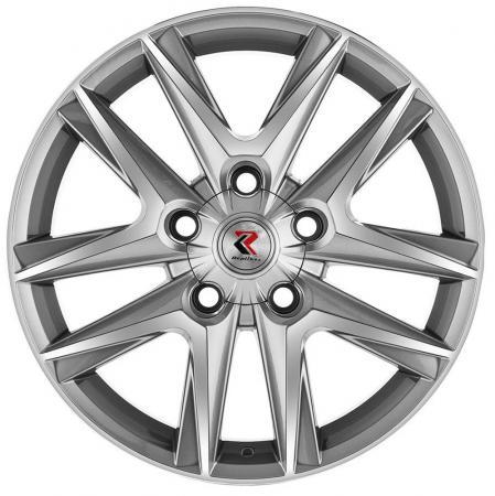 Диск RepliKey Lexus LX570 RK5153 8.5xR20 5x150 мм ET45 GMF литой диск replica fr lx 98 8 5x20 5x150 d110 2 et54 gmf