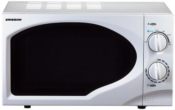 Микроволновая печь Erisson MW20MA 800 Вт белый
