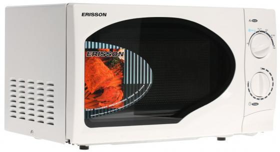 Микроволновая печь Erisson MW17MA 700 Вт белый erisson mw 17sa
