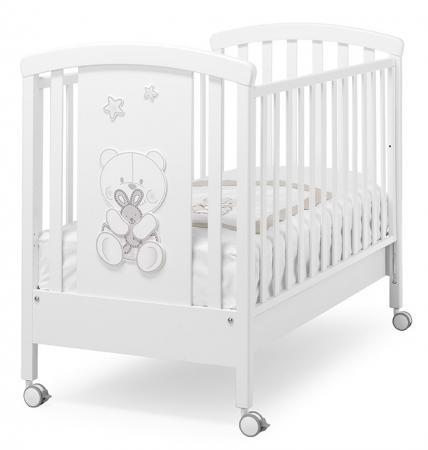 Кроватка Pali Timidone (белый) alfa 20260
