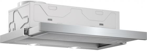 Вытяжка встраиваемая Bosch DFM064W51 серебристый вытяжка встраиваемая bosch dhl545s серебристый