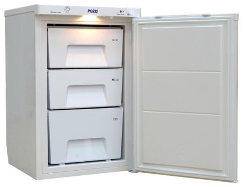 Морозильная камера Pozis FV-108 С белый pozis fv 108 silver
