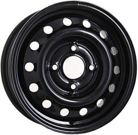 Диск Mefro Ford Fiesta 514012 5.5xR14 4x108 мм ET37.5 Черный штампованный диск mefro 516003 6x16 5x114 3 d67 et51 черный