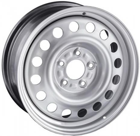 Диск Trebl 6085 5.5xR14 5x120 мм ET40 Silver штампованный диск trebl u4038d 6x15 5x100 d57 1 et38 black
