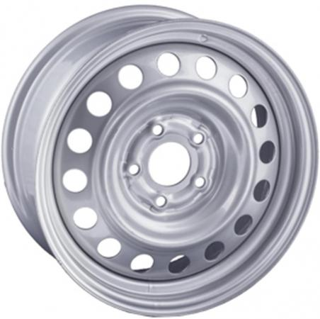 Диск Trebl 9506 6xR16 5x118 мм ET50 Silver 9506 литой диск replica fr fd105 6 5x16 5x108 d63 4 et50 gmf