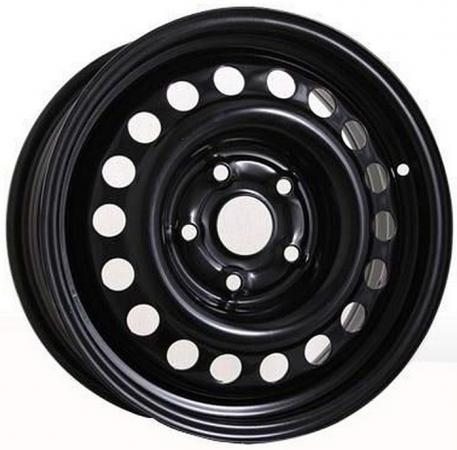 цены Диск Trebl X40034 7xR17 5x114.3 мм ET48 Black X40034