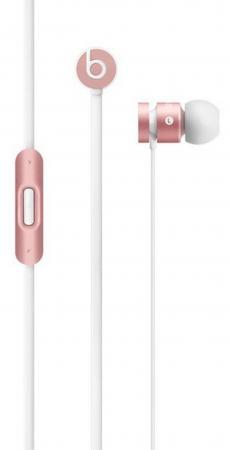 Наушники Apple urBeats 2 In-Ear розовое золото MLLH2ZE/B наушники apple urbeats in ear headphones розовый mllh2ze a