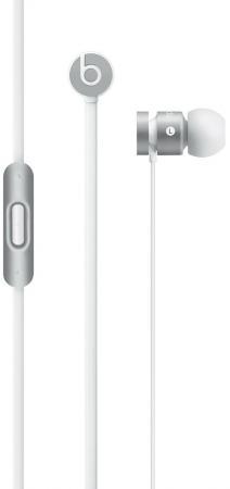Наушники Apple urBeats 2 In-Ear серебряный MK9Y2ZE/B наушники apple urbeats in ear headphones розовый mllh2ze a