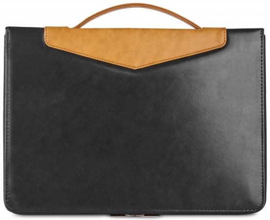 Сумка для ноутбука 13 Moshi Codex 13 синтетика черный 99MO093001 аксессуар сумка 15 inch moshi codex 15 для macbook pro black 99mo093002