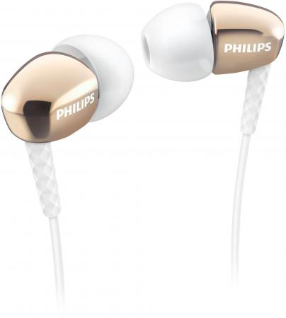Наушники Philips SHE3900GD/00 чехол для iphone 6 глянцевый printio kiss кисс