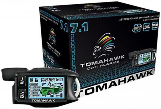 Автосигнализация Tomahawk 7.1 автосигнализация pharaon v24