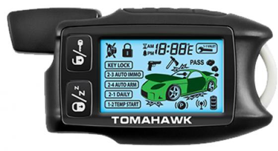 Автосигнализация Tomahawk 9.3-24V tomahawk 9 5