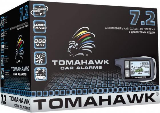 Автосигнализация Tomahawk 7.2 автосигнализация tomahawk 9 7