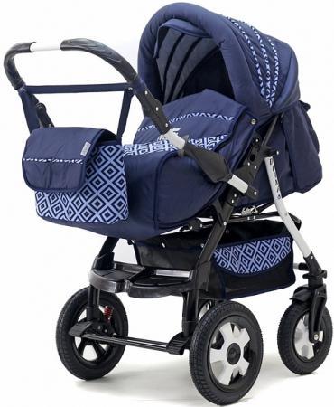 Коляска прогулочная Teddy BartPlast Diana 2016 PKLO (RO03/синий) прогулочная коляска teddy bartplast etude pklo 07 коричневый