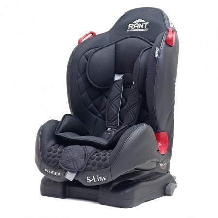 Купить со скидкой Автокресло Rant Premium Isofix (black)