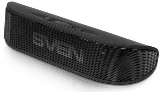 купить Портативная акустика Sven PS-70BL 6Вт Bluetooth черный онлайн
