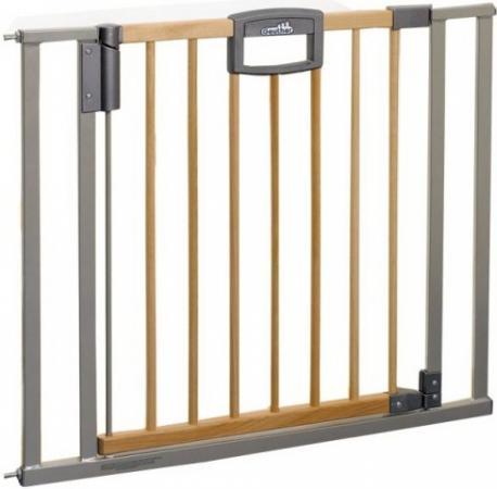 Ворота-безопасности Geuther Easy Lock Wood (80,5-88,5х81,5см) ворота безопасности geuther easy lock wood