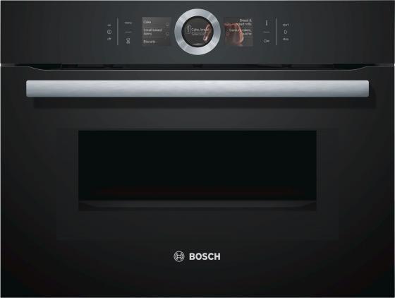 Электрический шкаф Bosch CMG636BB1 черный