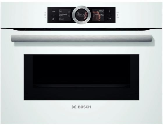 Электрический шкаф Bosch CMG636BW1 белый