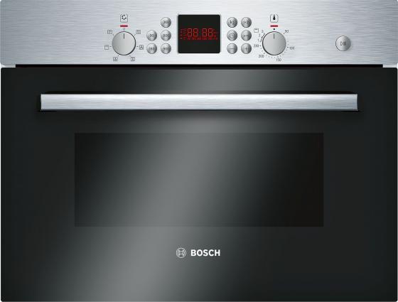 Встраиваемая микроволновая печь Bosch HBC84H501 900 Вт серебристый