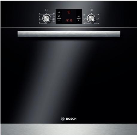 цена на Электрический шкаф Bosch HBB23C151R черный