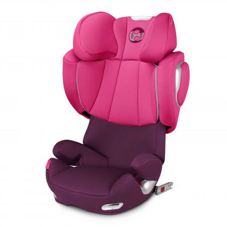 Автокресло Cybex Solution Q3-Fix (mystic pink) cybex solution q3 fix