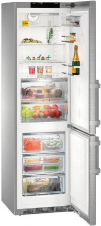 Холодильник Liebherr CBNPes 4858-20 нержавеющая сталь цена